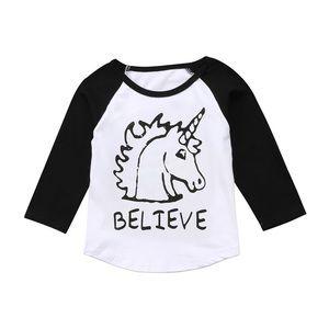 Other - Boho unicorn tee🦄✨🌈